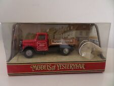 Matchbox Models of Yesteryear   Y63 1939 BEDFORD K.D. TRUCK - Boxed