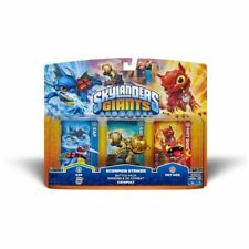 Skylanders Giants-Pack - Scorpion Striker, Zap, Hot Dog