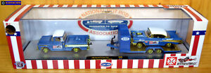 M2 *CHASE* '57 Chevy Bel Air Gasser & '58 Cameo Truck set [NHRA]- *RARE* [E-808]