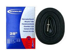 "Schwalbe SV16 Presta (40mm) Tube - 28"" 700c - Inner Tube (28-622 to 32-630)"