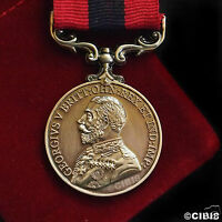 DISTINGUISHED CONDUCT MEDAL GEORGE 5TH BRITISH ARMY AWARD FOR BRAVERY REPRO UK
