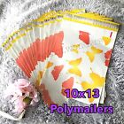 20 Designer Printed Poly Mailers 10X13 Shipping Envelopes Bags BUTTERFLY