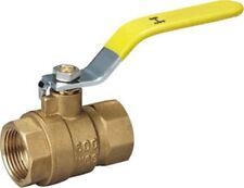 "1/2"" Brass Ball Valve - IPS Full Port Threaded 600WOG (Lead Free)"