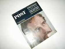 Saturday Evening Post, July 3, 1965. Charlton Heston! NRA dvd planet of the apes