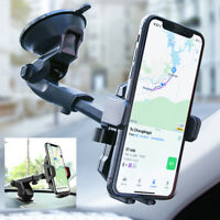 360° Car Mobile Phone GPS Windshield Dashboard Mount Air Vent Holder Stand Mount
