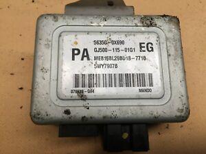 2010 HYUNDAI I10 1.2 PETROL POWER STEERING ECU 56350-0X690 GJ500-115-01G1 PA EG