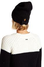 Kate Spade NY Bow Beanie Black One Size 100/% Acrylic $49 Authentic New NWT