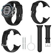 Ersatz Silikon Sport Armband Uhrenarmband Band Strap für Garmin Swim Watch+Tools