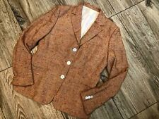 Kiton Napoli Jacke Jacket Blazer Blend Silk Cashmere