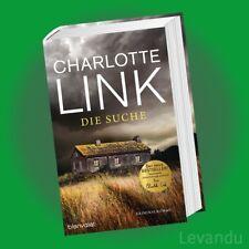 DIE SUCHE | CHARLOTTE LINK | Kriminalroman (Gebundene Ausgabe) - NEU