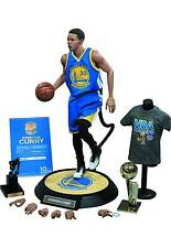 Real Masterpiece NBA Collection Stephen Curry 1:6 Scale Action Figure Enterbay