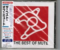 Sealed Promo DEPECHE MODE,RECOIL,etc. BEST OF MUTE JAPAN-ONLY CD TOCP-50587 OBI
