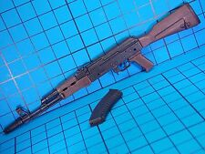 HotToys1:6 Biohazard 5 VGM06 Chris Redfield BSAA Ver. Figure-AK-47 Machine Gun