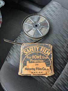 Vintage B/W 16mm Silent Film Novelty 100' - Animal Acts