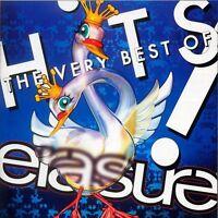 ERASURE HITS!: THE VERY BEST OF CD ALBUM (Greatest Hits)