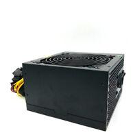 500 Watt 24/20 4/8 Pin Computer PC System ATX Power Supply SATA PCIe 500W