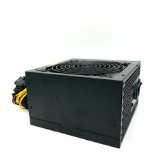 500 Watt 24/20 4/8 Pin Computer PC System ATX Power Supply SATA PCIe 500W