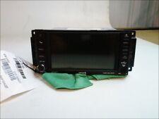 2011-2014 Chrysler 200 AM/FM CD DVD Player Radio Display Receiver ID RBZ