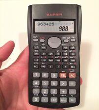 Calculator scientific handheld math school science calculus