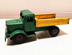 Vintage Toy Flatbed Truck Front wheel Gear/Original/Working