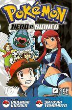 MANGA - Pokèmon Nero e Bianco N° 10 - GP Manga - NUOVO