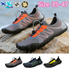 Size 35-47 Mens Water Shoes Womens Beach Aqua Sport Swim Surf Athletic Quick Dry