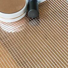 "10 pcs 12x12"" Rose Gold Mirror Mosaic Peel and Stick Tiles Wall Panels DIY Home"