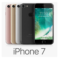 Apple iPhone 7 - 32GB 128GB - CDMA Unlocked AT&T T-Mobile Verizon Smartphone