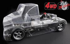 Fg Modellsport Super Course Truck 530 4wd Non-peinte 26 ccm sans Étincelle