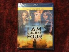 I Am Number Four with Timothy Olyphant : 3 - Disc Blu-ray + DvD + Digital Copy