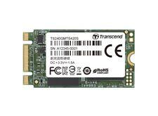 240GB Transcend M.2 SATA III 6Gb/s SSD MTS420 3D TLC Flash 42mm Form Factor