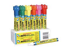 USC 37003 Auto Writer Pen - YELLOW Autowriter Paint Marker (1 PEN)