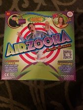 Can You Imagine Airzooka Toy Blaster Air Cannon Blue
