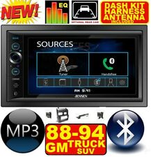 GM SUV/ Full Size Trucks 1988-1994 BLUETOOTH TOUCHSCREEN USB SD AUX CAR RADIO