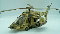 Hasbro GI Joe Night Attack Chopper 2003 Desert Camo Rare