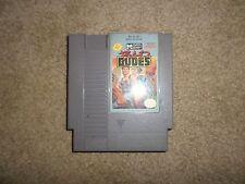 Bad Dudes (Nintendo , NES 1990)