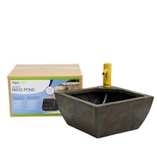 Aquascape Aquatic Patio Pond Fountain Kit, 78197