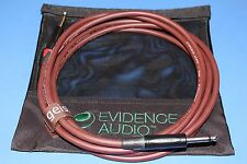 10' Instrument Cable ~ EA Forte 10 feet Silent, Gold, or Nickel Plugs ~ FREE BAG