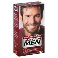 Just For MEN Gel Medium Brown Hair Colors Creams | eBay