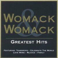 Womack and Womack - Womack and Womack: Greatest Hits [CD]