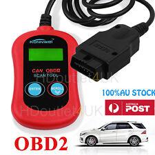 Car OBDII Vehicle Engine Fault Diagnostic Code Reader Scanner Tool AU SHIPPING