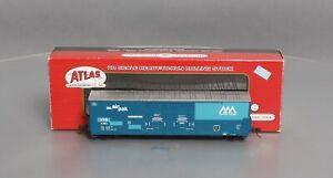Atlas 20002468 HO Scale Vermont Railroad 53' Double Plug Door Boxcar #11361/Box