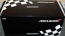 MINICHAMPS 1:18 MCLAREN FORD MP4/1C N. LAUDA USA GP WEST 1983 537 831808