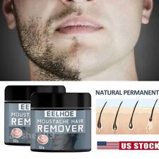 50ml Men Permanent Hair Removal Cream Depilatory Paste for Body Leg Pubic Armpit