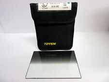 """Tiffen 4x5.65"""" Grad ND.9 SEH Filter Soft Edge Horizontal Graduated Filters ND9"""