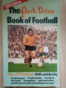 The Park Drive Book of Football 1969/70 Edition Paperback
