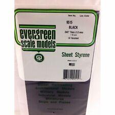 """14/"""" Long; pkg 10 -- x .020/"""" Evergreen Styrene #120 // .020/"""" Thick"""