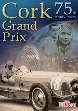 Cork Grand Prix - 75th Anniversary Meeting (New DVD) Bugatti Alvis Riley Lagonda