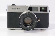 Rangefinder camera Canon Canonet Original  45mm F1.9 Ref. 78189