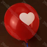 "50pcs 12"" Birthday Wedding Party Decor Latex Helium Quality Balloons New"